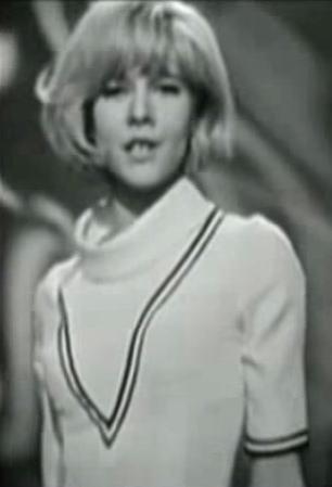 Sylvie Vartan is pretty sure she's better at dancing than you. (Screengrab via YouTube)