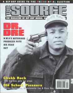 The bible of hip hop, November 1992.