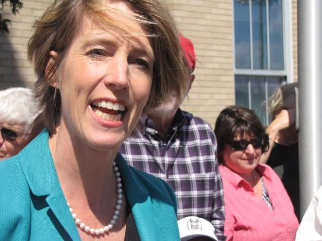 Zephyr Teachout (Photo: Facebook).