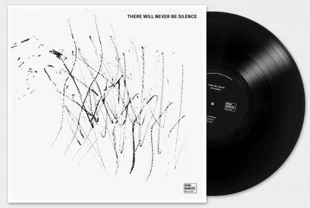 Cover of There Will Never be Silence available on MoMA/MoMA PS1 Record label. (Image courtesy of Marek Polewski)