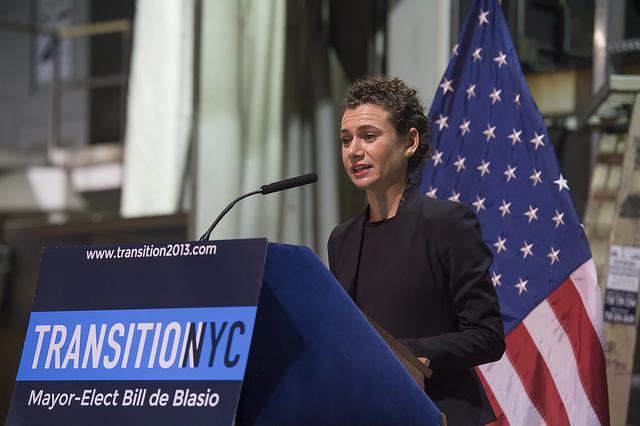 Laura Santucci. (Photo: NYC Mayor's Office)