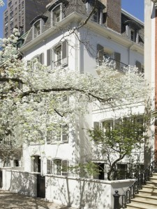 The former home of Bunny Mellon, at 125 East 70th Street.