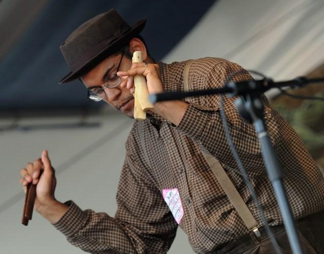 Don Flemons. (Photo via Getty Images)