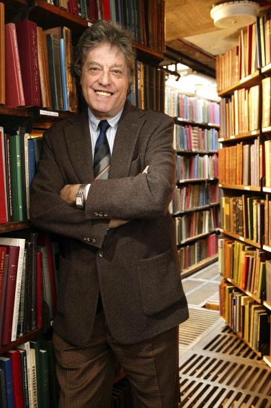 Tom Stoppard.