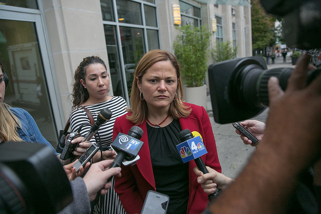 Council Speaker Melissa Mark-Viverito. (Photo: NYC Council/William Alatriste