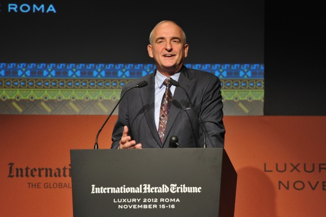 Roger Cohen, New York Times columnist and frequent critic of Israel (Photo by Larry Busacca/Getty Images)