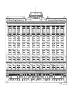 169 Hudson Street.