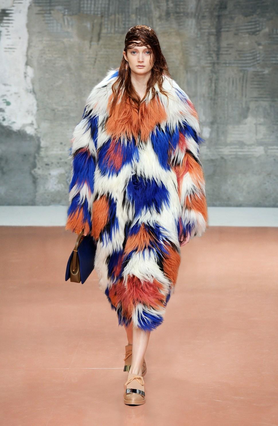 The coat. (Photo via Marni)