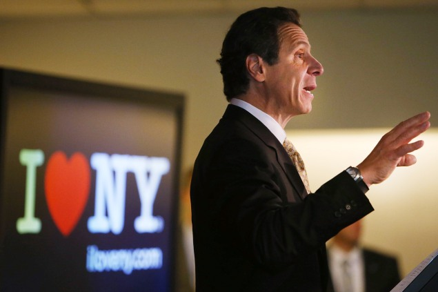 Gov. Andrew Cuomo(Photo by Spencer Platt/Getty Images)