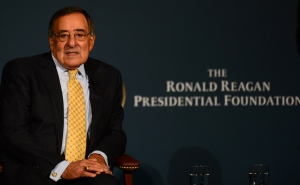 Former Secretary of Defense Leon Panetta. (Frederic J. Brown/AFP/Getty Images)