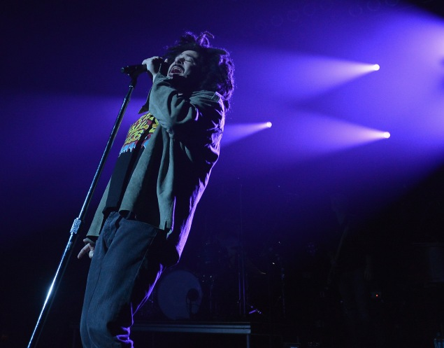 Counting Crows In Concert At Hard Rock Live!