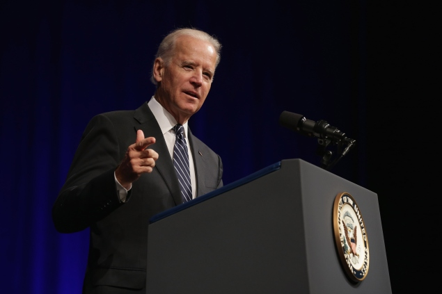 Vice President Joe Biden (Photo: Chip Somodevilla/Getty Images).