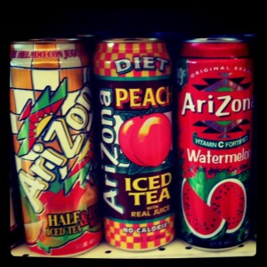 AriZona Iced Tea's owners are even more colorful that their cans. (Photo credit: Mike Mozart/Flickr)