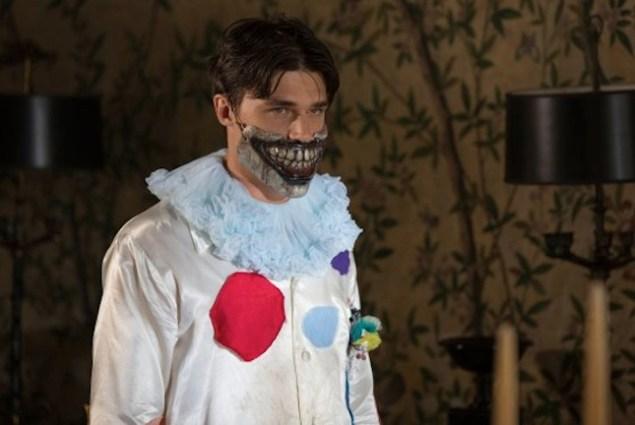 Dandy's revenge on American Horror Story: Freak Show. (FX)