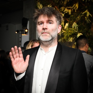 James Murphy at the Lowline Anti- Gala (BFA)