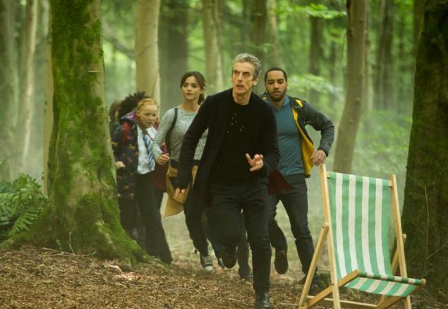 Run, Who, Run! (BBC)