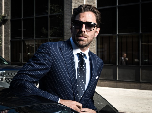 """""""I get extremely upset after losses,"""" says Lundqvist, """"even in the regular season."""" (Photos by: Chris Crisman.)"""