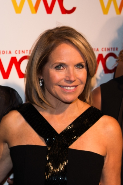 Katie Couric (Photo by Julius Motal/New York Observer)