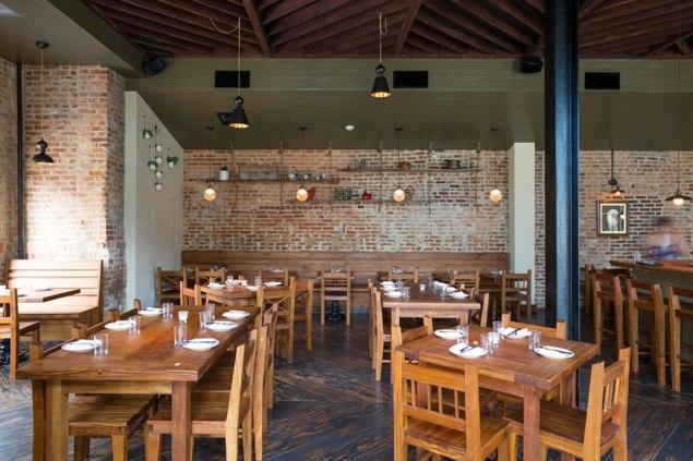 Washington D.C. restaurant