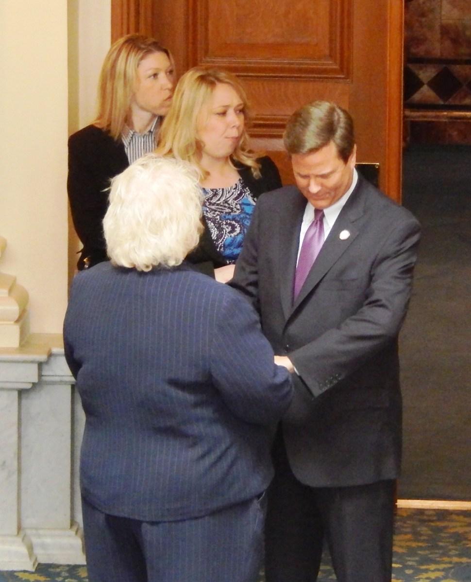 State Sen. Donald Norcross (D-5).