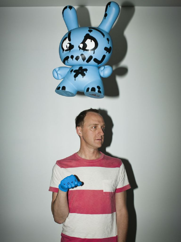 Paul Budnitz's background isn't tech, but design. He started Kidrobot, a boutique designer toy shop and his own line of bicycles.