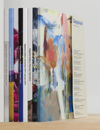 Gagosian Quarterly. (Courtesy Gagosian.com)