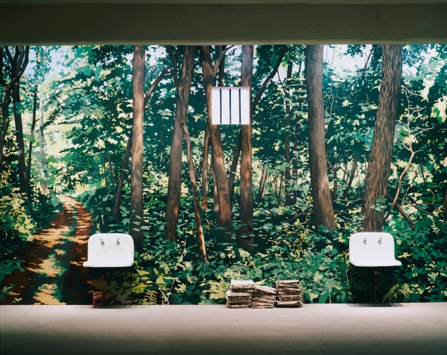 """Robert Gober's Untitled, 1992, from """"The Heart Is Not A Metaphor"""" at the Museum of Modern Art. (Courtesy the Museum of Modern Art)"""