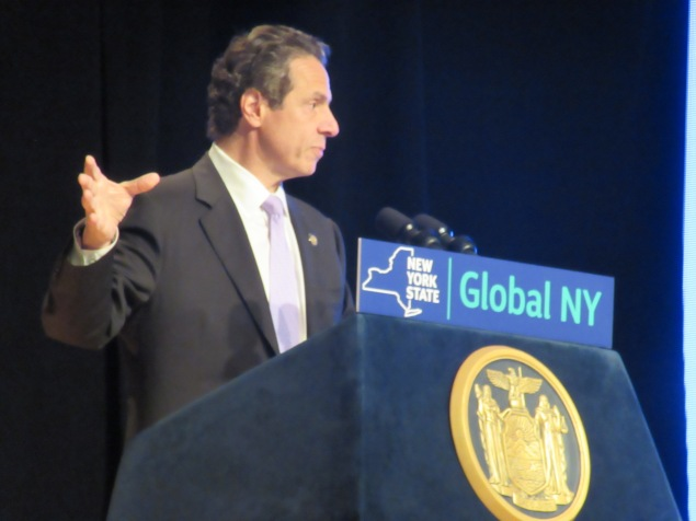 Andrew Cuomo (Photo: Will Bredderman).