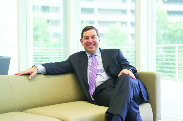 The High Museum of Art's Director Michael E. Shapiro is leaving his post in 2015. (Courtesy  the High Museum of Art)