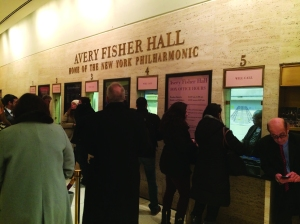 Avery Fisher Hall, at Lincoln Center, carries the name of the electronics mogul who donated millions to the home of the philharmonic in the 1970s.