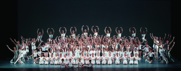 Alexei Ratmansky's Rondo Capriccioso from ABT's opening night performance.