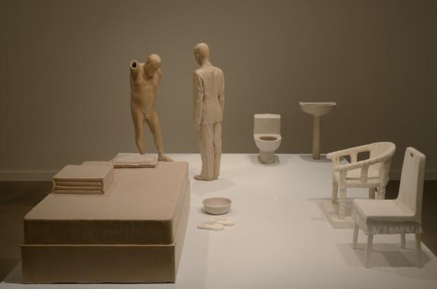 S.A.C.R.E.D. Model by Ai Weiwei.