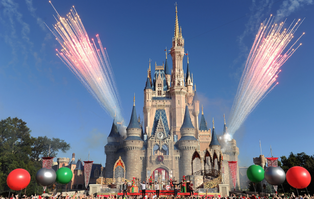 "The wedding will be held at a conference in Disney that will celebrate ""the magic of bitcoin."""