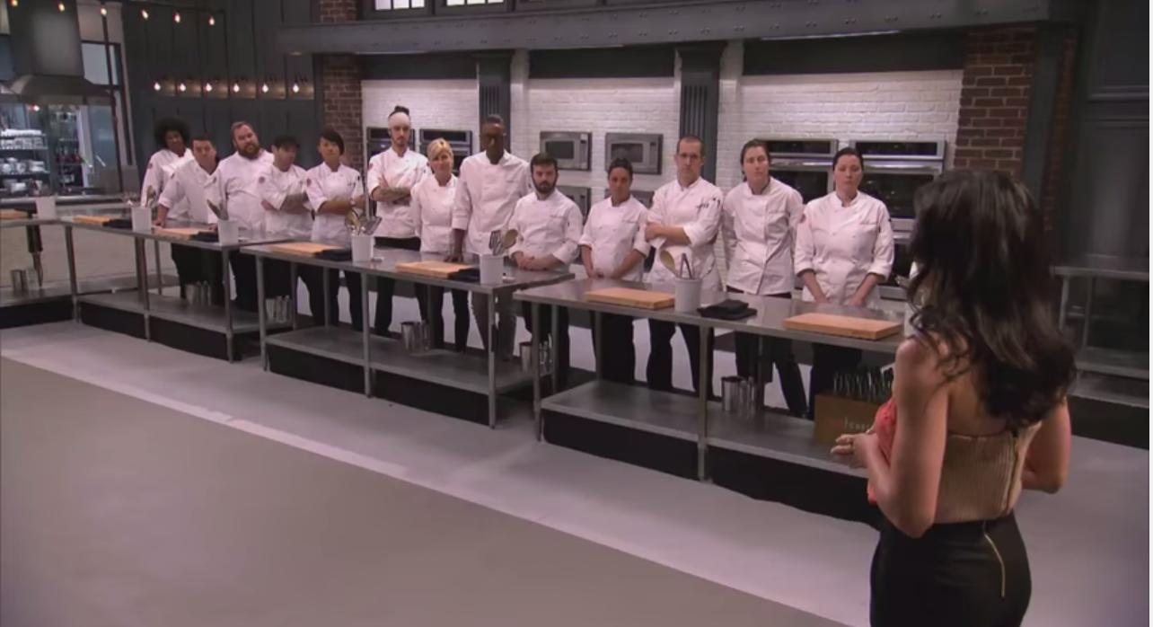 Top Chef Season 12 is underway. (Screengrab via Youtube)