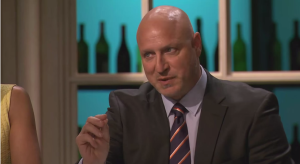 Chef Tom Colicchio at the judge's table. (Screengrab via Youtube)