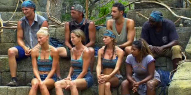 That awkward moment Hunahpu learned they might actually have to go to Tribal Council.