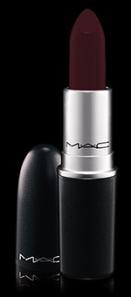 Mac lipstick.