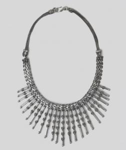 Gypsy Warrior necklace.