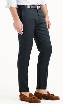 (J. Crew pants)