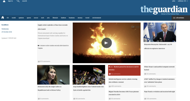 The Guardian US