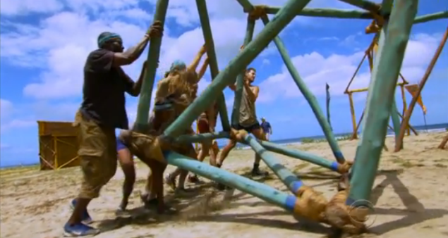 Whats the career path to being the official Survivor challenge designer?