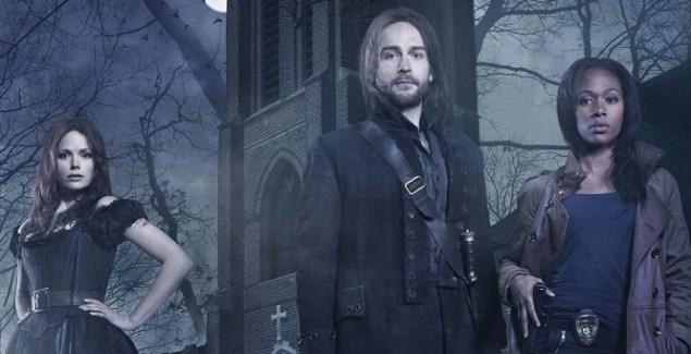 The cast of Sleepy Hollow. (Fox)