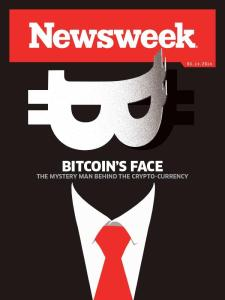 Newsweek's Bitcoin Cover