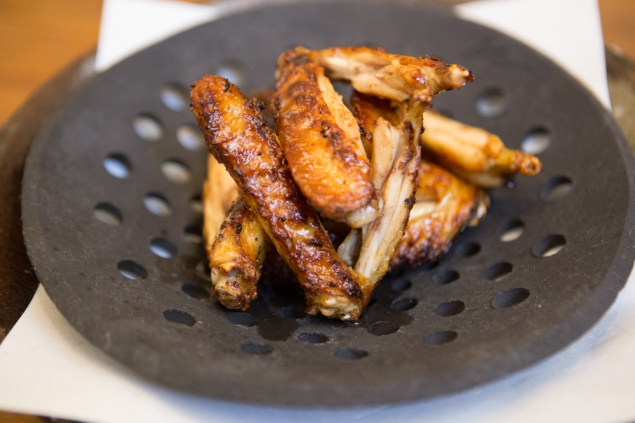 Spicy Chicken Wings, Kapo Masa by Arman Dzidzovic/The New York Observer