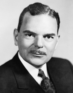 Thomas Dewey, 47th governor of New York.