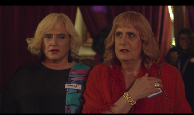 Transparent stars Jeffrey Tambor and Bradley Whitford won Emmys this year, which means consumers get a better deal on Amazon Prime. (Photo: Amazon)