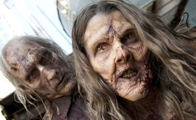 A zombie recap of The Walking Dead. (AMC)