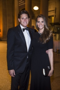 David and Stephanie Winston Wolkoff. (Patrick McMullan)