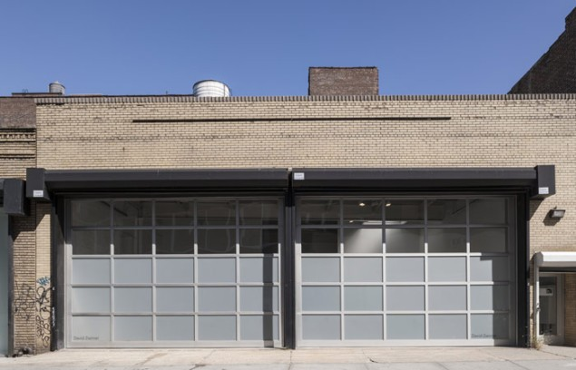 David Zwirner's new York outpost, on 19th Street in Chelsea. (Courtesy David Zwirner)