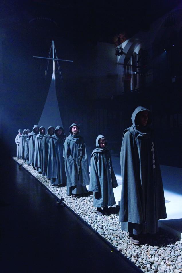 Curlew River at Lincoln Center's White Light Festival 2014.